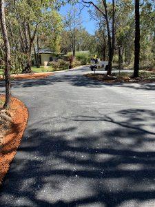 Amaroo Driveway